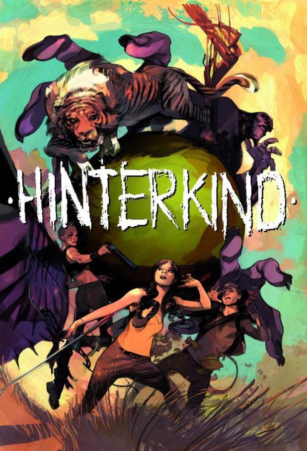 'Hinterland' artwork