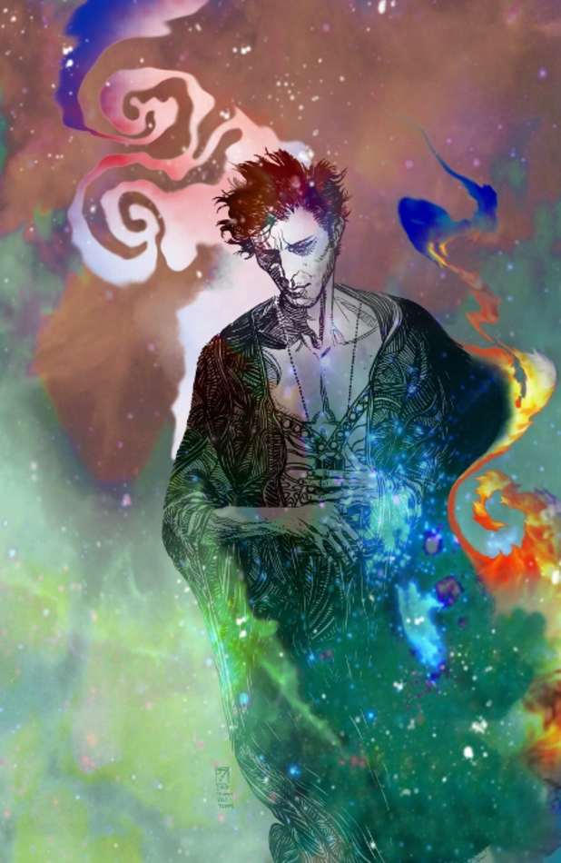 'Sandman: Overture' promotional image