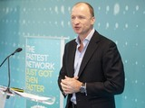 EE chief executive Olaf Swantee