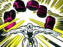 "The comics legend praises his ""wonderful character""."