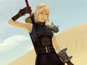 A pre-order bonus allows Lightning to dress as Cloud Strife from Final Fantasy VII.