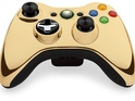 Microsoft announces a special edition chrome controller for Xbox 360.