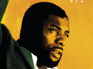 Idris Elba as Nelson Mandela in 'Long Walk to Freedom' poster