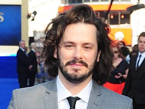 Edgar Wright arriving for the world premiere of The World's End, at the Empire Leicester Square, London.