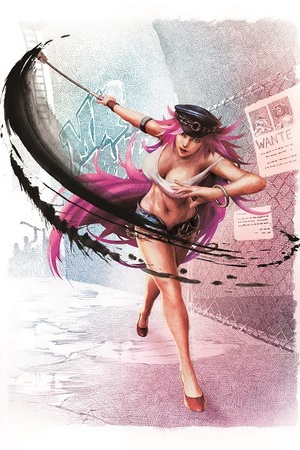 'Street Fighter 4': Poison
