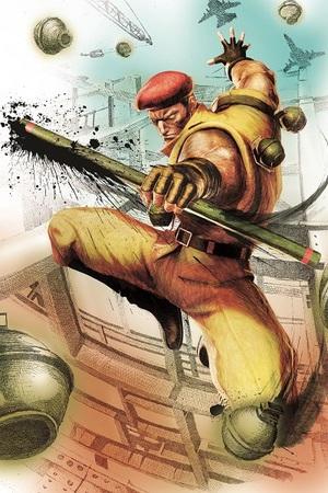 'Street Fighter 4': Rolento