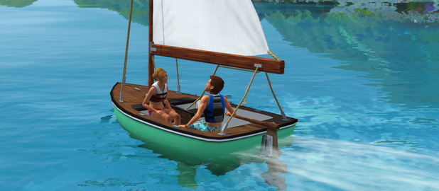 'The Sims 3: Island Paradise' screenshot