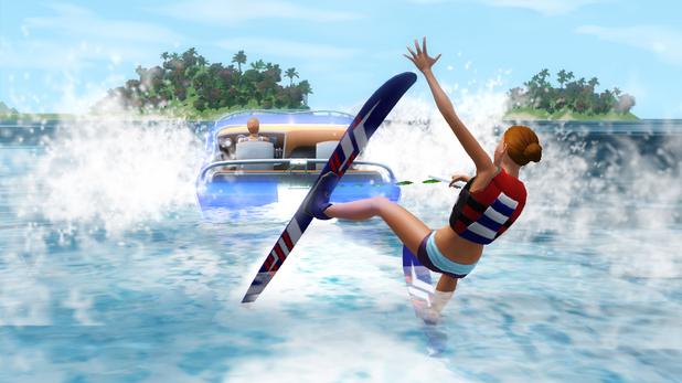 'The Sims 3: Island Paradise' screenshot