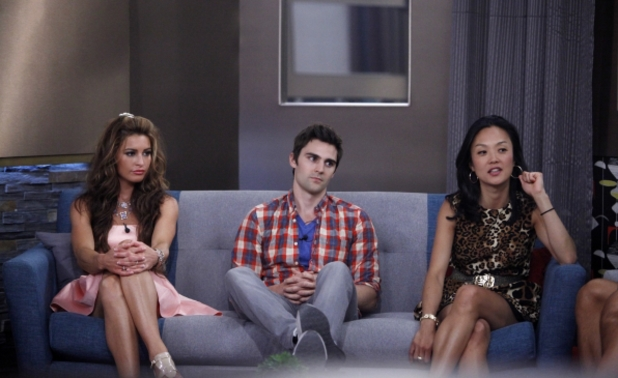 Big Brother USA - Elissa, Nick, and Helen
