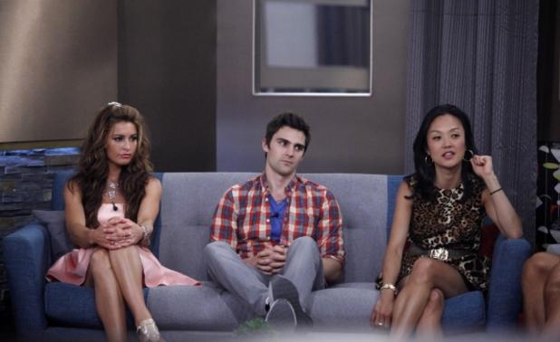 Big Brother USA - Elissa, Nick, and Helen