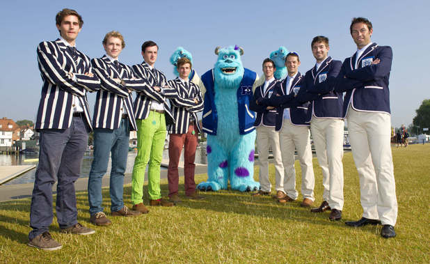Monsters University at Henley Regatta