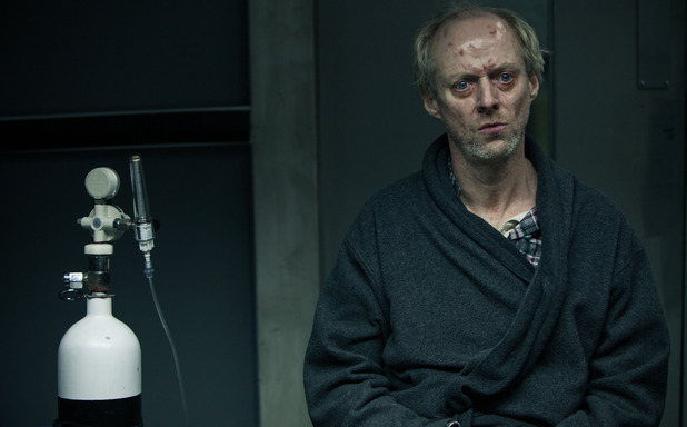 William Carney (Ned Dennehy) in 'Luther' episode two