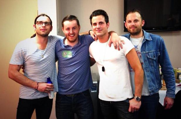 Kings of Leon meet their naked streaker