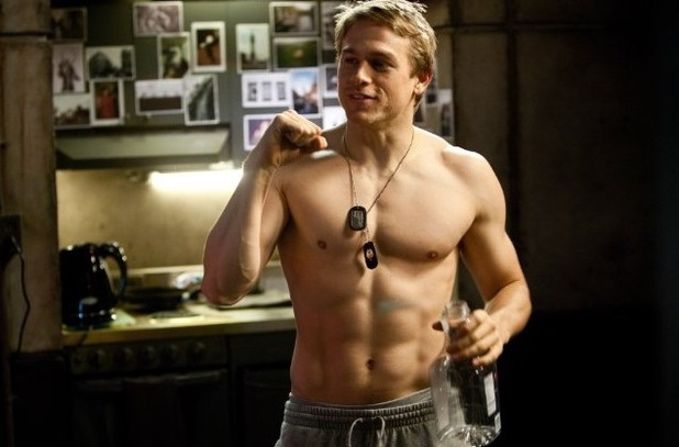 Charlie Hunnam: 50 Shades of Grey star career in pictures