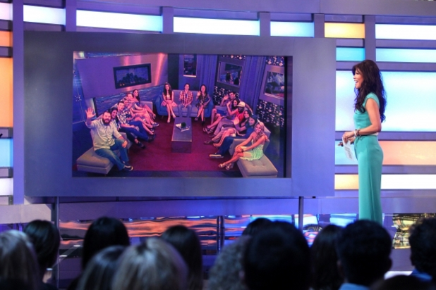 Big Brother USA - eviction night