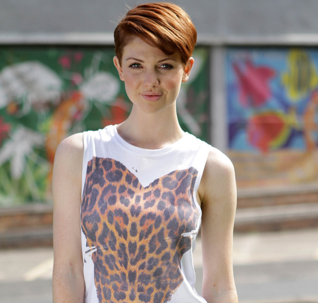 Lucy Dixon as Tilly Evans in Hollyoaks