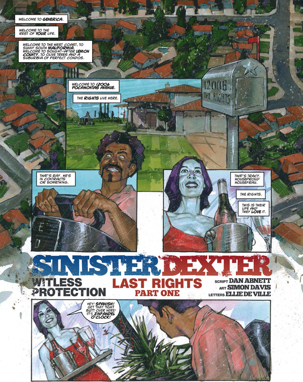 Sinster Dexter 'Last Rights' Part 1