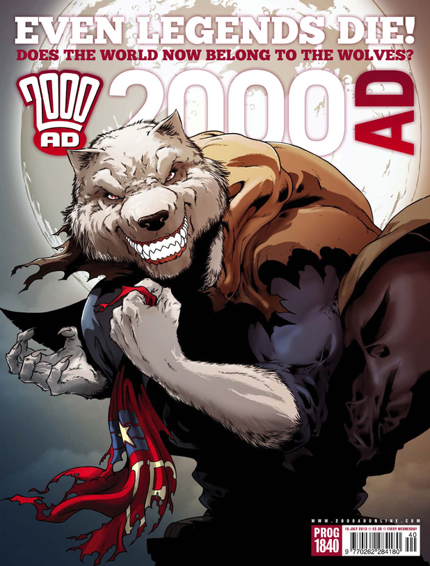 '2000 AD' Prog 1840 preview artwork