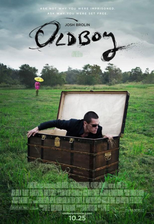 'Oldboy' poster