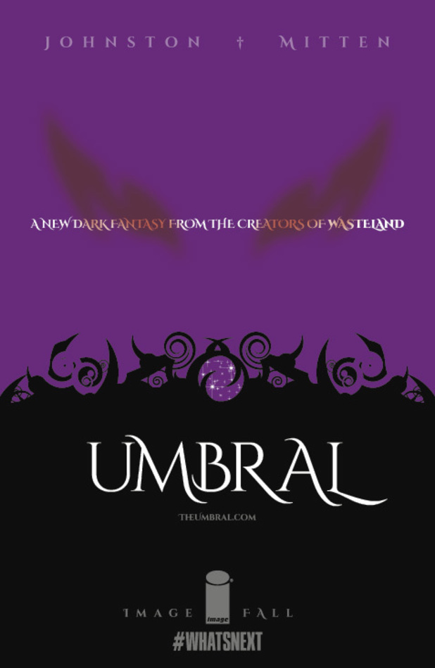 'Umbral' cover artwork