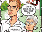 Andy Murray stars in 'Beano' - pictures