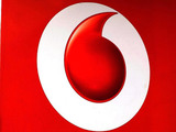 A general view of a Vodafone store
