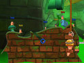 A new Worms game offers new visuals and weapons in late 2013.
