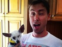 "Lance Bass promises ""tons of fun presents"" for whoever takes on Buddy."