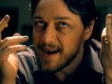James McAvoy tells DS about his twisted turn in Irvine Welsh's Filth.