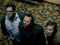 Simon Pegg and the cast of The World's End talk reuniting old friends.