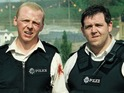How well do the trio know Shaun of the Dead and Hot Fuzz? DS finds out...