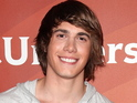 "Blake Jenner says returning to the set of Glee has been ""positive""."