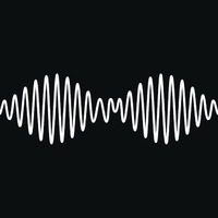 Arctic Monkeys 'AM' album artwork.
