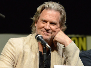 "Jeff Bridges attends the ""Seventh Son"" panel on Day 4 of Comic-Con"