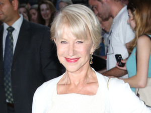 Helen Mirren at the New York premiere of 'RED 2', Tory Burch
