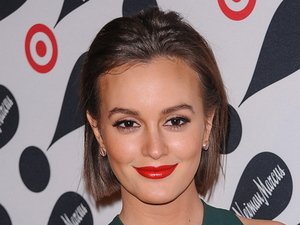 Leighton Meester - Neiman Marcus holiday collection launch ~~ November 28, 2012