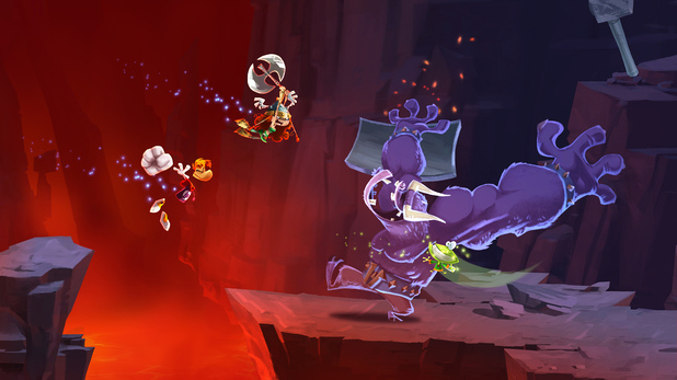 'Rayman Legends' screenshot