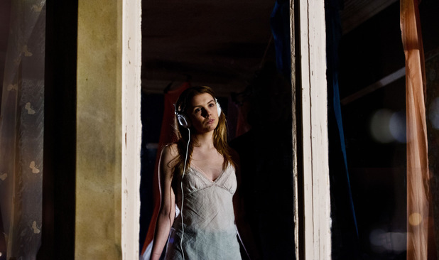 Hannah Murray in 'Skins: Pure' part 1