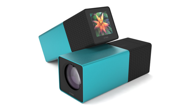 Lytro's light field camera