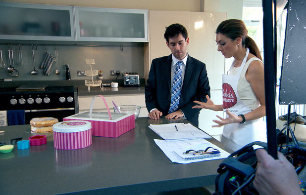 Jason Leech and Luisa Zissman on The Apprentice series 9 finale