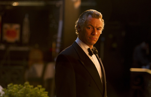 Dominic West as RIchard Burton in 'Burton and Taylor'