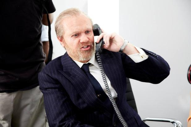 Niall Horan in One Direction 'Best Song Ever' music video.