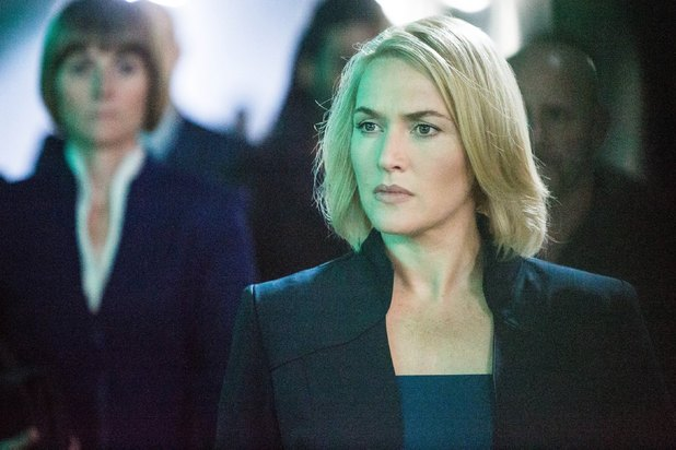 Kate Winslet as Jeanine Matthews in 'Divergent'