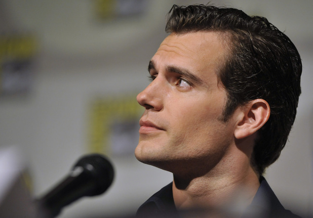 Henry Cavill attends the