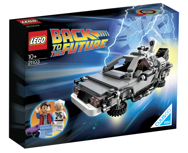 Back to the Future, LEGO