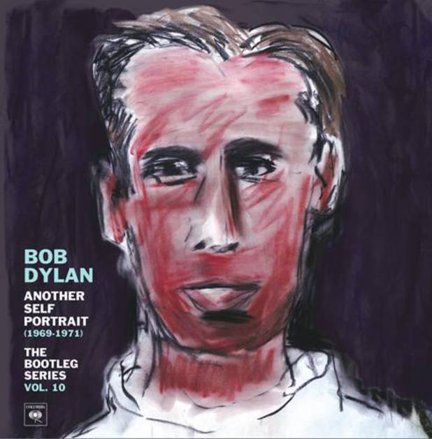 Bob Dylan's 'Another Self Portrait' album sleeve