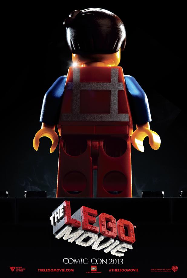 'The LEGO Movie' Comic-Con poster