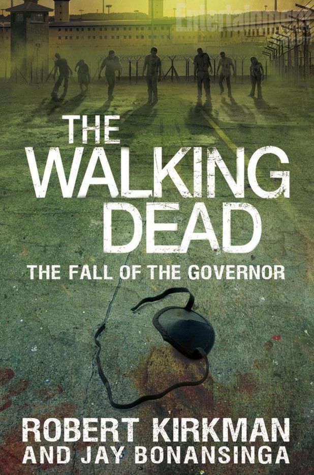 Walking Dead: The Fall Of The Governor cover