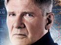 Harrison Ford and Asa Butterfield in latest teaser for the sci-fi blockbuster.