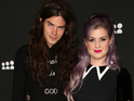 "Kelly Osbourne says that her attempts to keep engagement secret went ""terribly""."